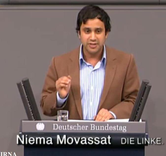 نماینده مجلس آلمان