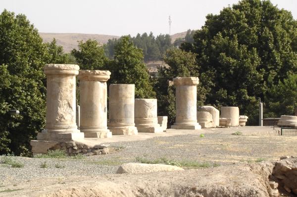 آشنایی با معبد آناهیتای کنگاور - کرمانشاه