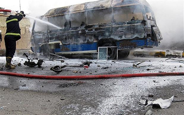 انفجار در عراق