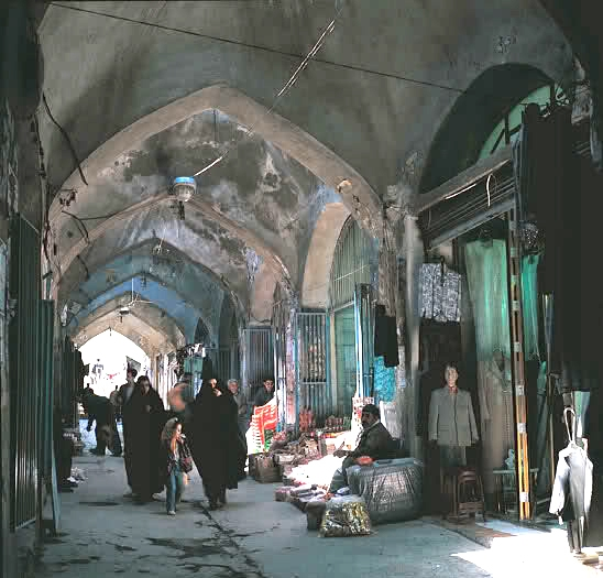 آشنایی با بازار بیجار - کردستان