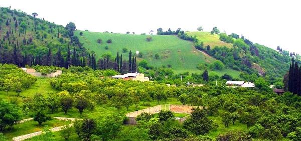 جاذبههای گردشگری بهشهر - مازندران