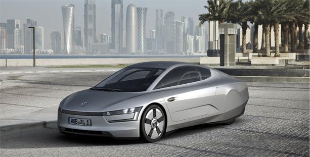این خودروی مفهومی هر 100 کیلومتر یک لیتر سوخت مصرف میکند
