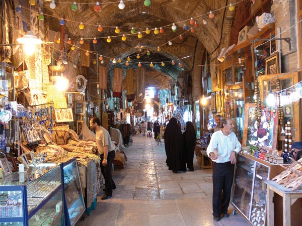 بازار - اصفهان