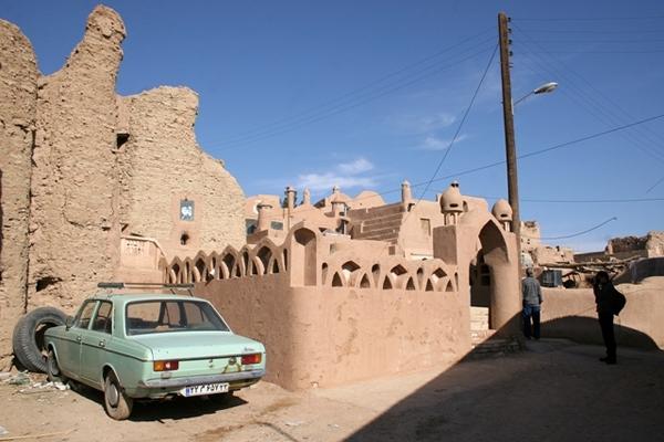 آشنایی با روستای گرمه خور و بیابانک - اصفهان