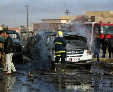 القاعده مسئولیت انفجارهای عراق را بر عهده گرفت
