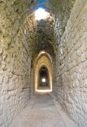 آشنایی با بنای تاریخی زیج منیژه - کرمانشاه