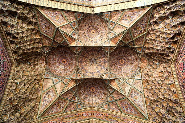 آشنایی با مسجد نصیرالملک - فارس