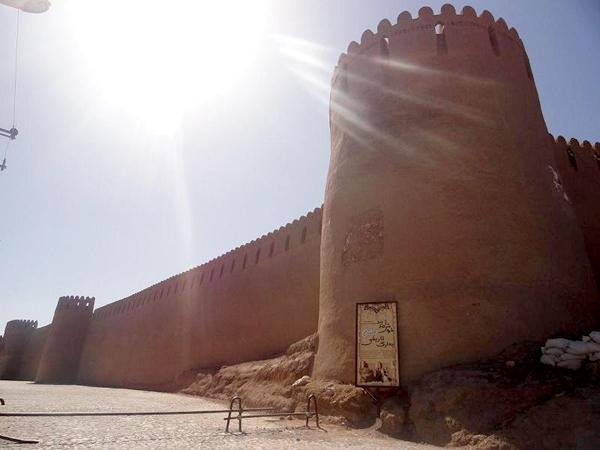آشنایی با ارگ تاریخی راین - کرمان