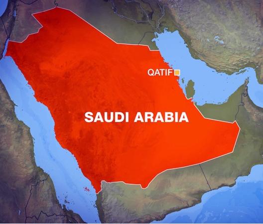 اعلام عزای عمومی در شرق عربستان سعودی