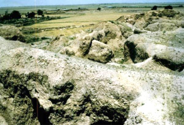 آشنایی با تپه باژ - خراسان رضوی