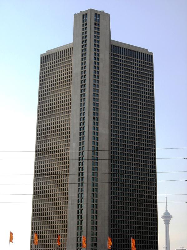 آشنایی با برج بینالمللی تهران