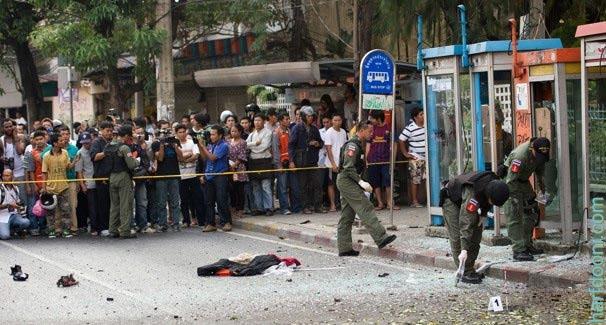 اولین دادگاه ایرانی متهم به بمبگذاری در تایلند برگزار شد