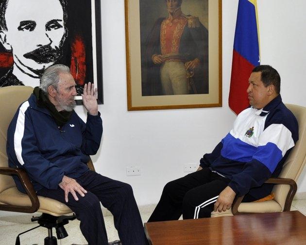 عکسهای جدید از چاوز