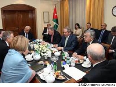 مذاکره فلسطین اسرائیل