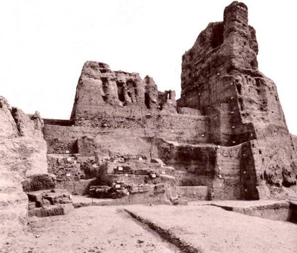 آشنایی با تپه باستانی اکروپل - خوزستان
