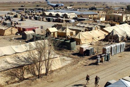 پایگاههای نظامی آمریکا در جهان