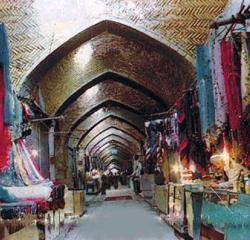 بازار قدیمی سنندج - کردستان