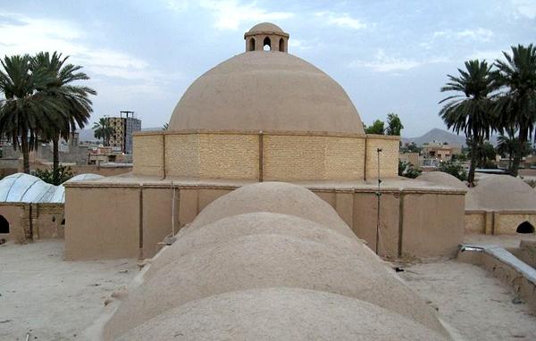 آشنایی با بازار جهرم - فارس