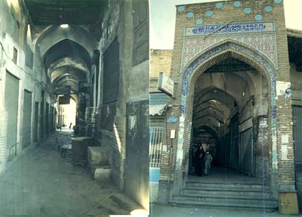 آشنایی با بازار شیخ علاءالدوله سمنان