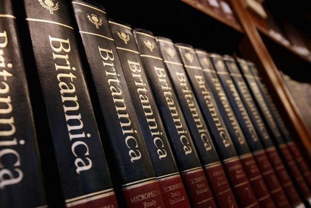 دانشنامه بریتانیکا دیگر چاپ نمیشود