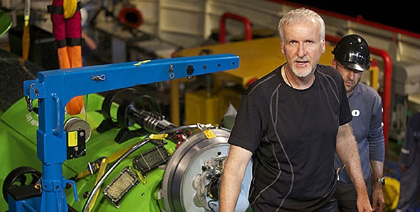 James Cameron to explore Earth's deepest ocean trench
