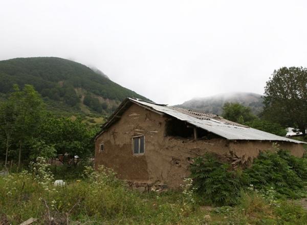 آشنایی با روستای داماش - گیلان
