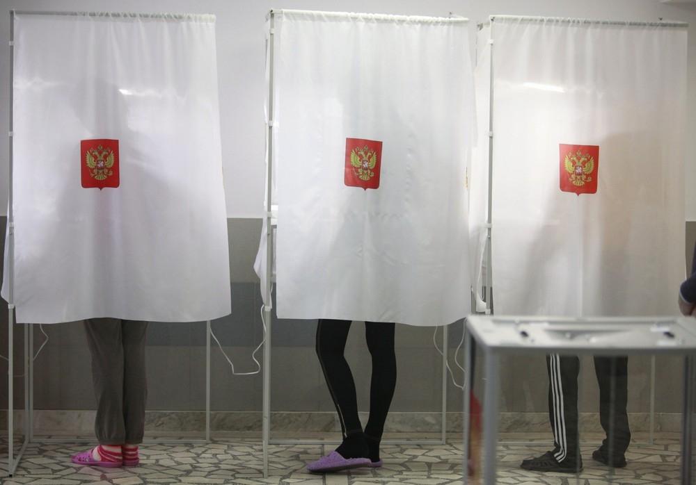 انتخابات روسیه در قاب تصویر