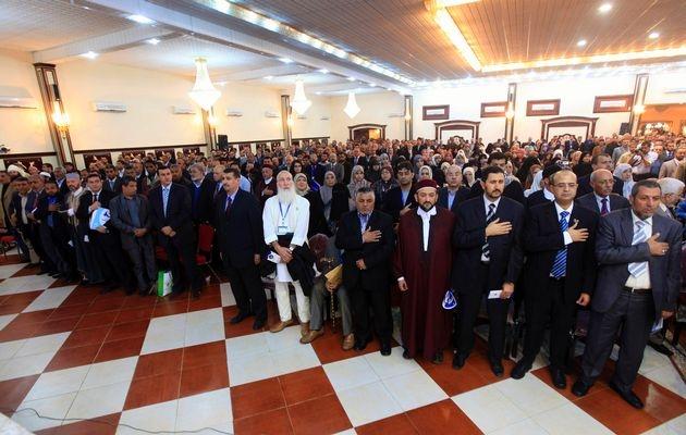 اخوان المسلمین لیبی