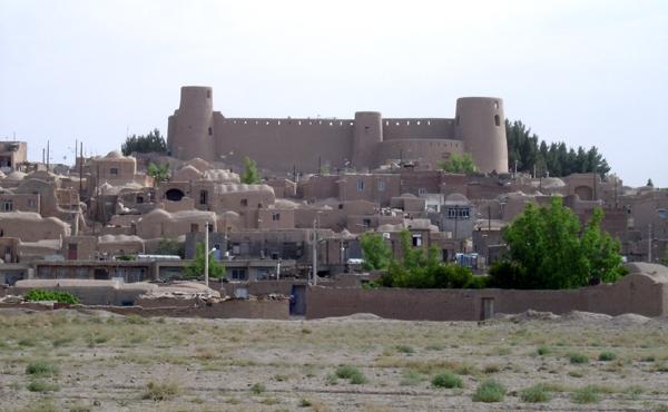 آشنایی با قلعه بیرجند - خراسان جنوبی
