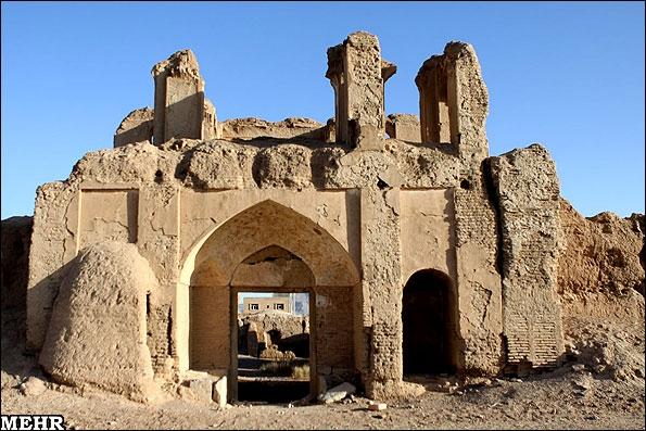 آشنایی با کاروانسرای قلعه شور - اصفهان