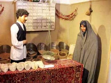 آداب و رسوم، مشاغل سنتی، نحوه زندگی و نوع پوشش مردم گناباد