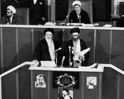 هاشمی در نشست خبرگان سال 68