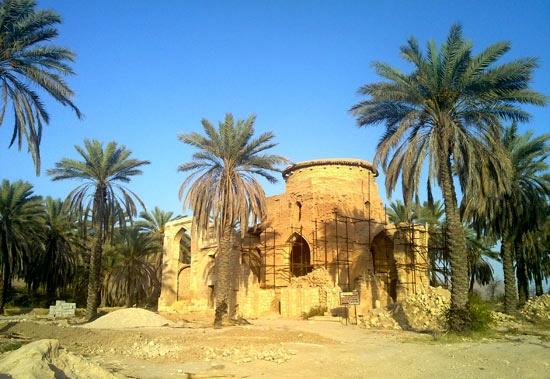 آشنایی با بقعه شیخ خلیفه - فارس