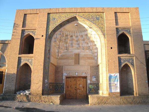 آشنایی با مسجد امام - سمنان
