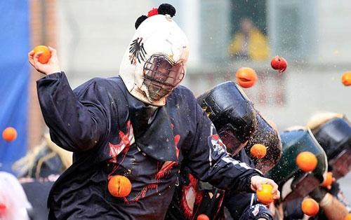 جشنواره پرتقال