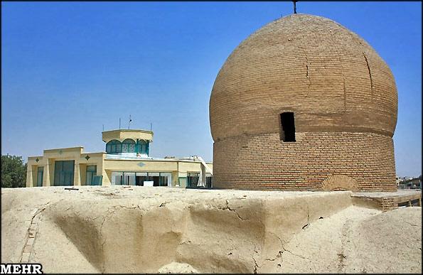 آشنایی با بقعه شهشهان - اصفهان