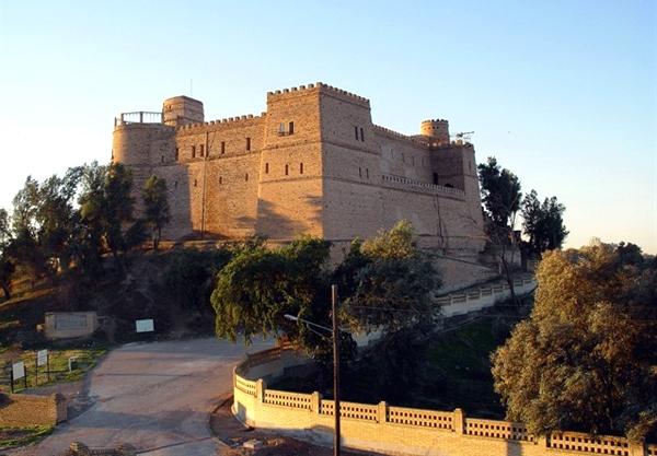 آشنایی با قلعه تاریخی شوش - خوزستان