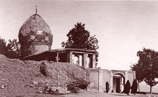 آشنایی با محله قدیمی تجریش - تهران