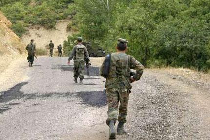 ترکیه ارتش