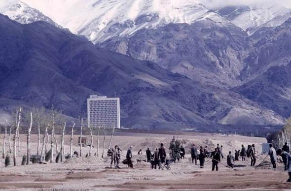 آشنایی با تاریخچه خیابان ولیعصر - تهران