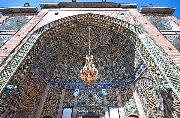 آشنایی با بقعه امامزاده زید - تهران