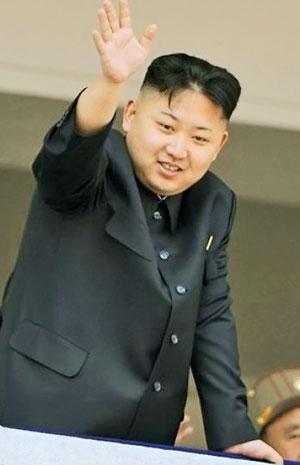 کیم جونگ اون،