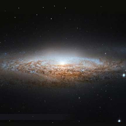 کهکشان یوفو