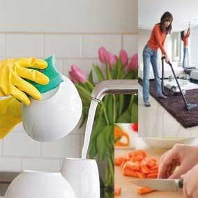 با انجام کارهای خانه به جنگ آلزایمر بروید