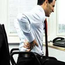 رضایت شغلی، کمر درد را کاهش میدهد