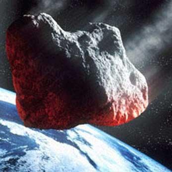 خرده سیارههای فضایی