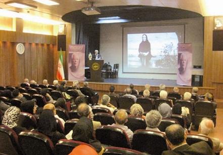 بزرگداشت سیمین دانشور - شیراز