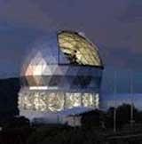 تلسکوپ بزرگ شیلی