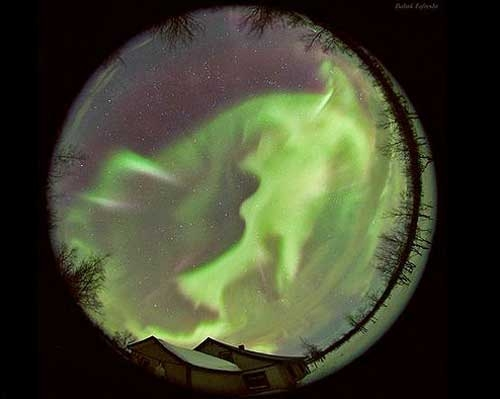 زیباترین تصاویر نجومی از دید نشنال جئوگرافی