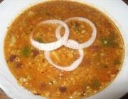 آش بلغور (یارما شورباسه) - غذای محلی گیلان